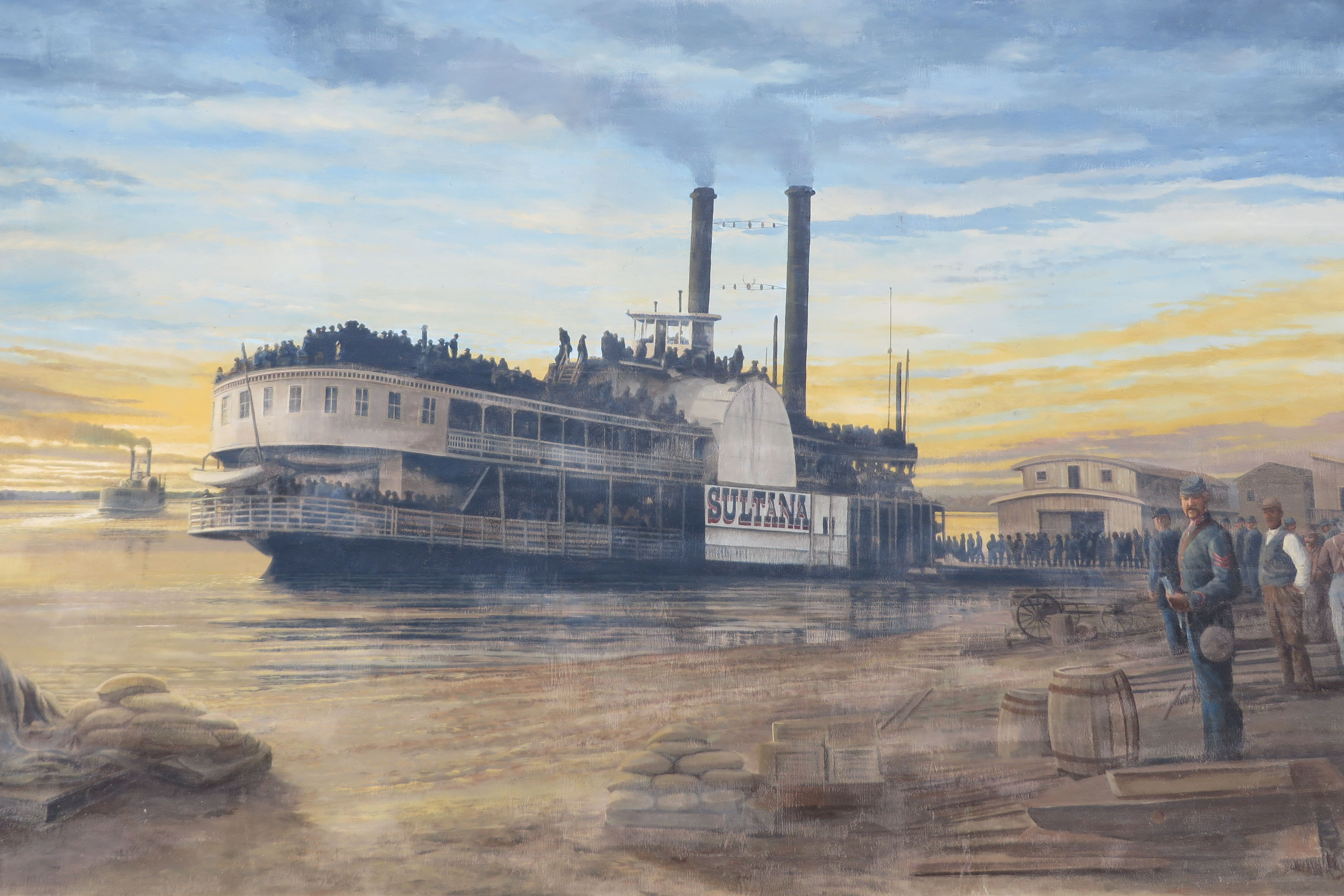 Steamship Sultana – Historical Chronicles Press
